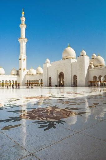 Dubai & Abu Dhabi week